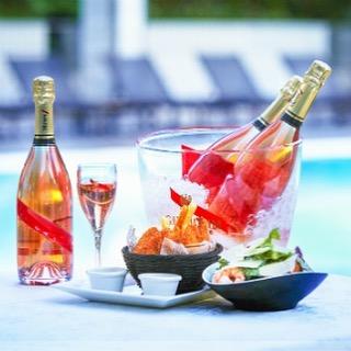 シャンパン飲みたい#ANAインターコンチネンタル