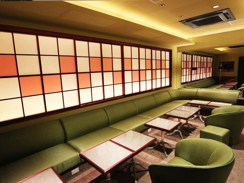 ラウンジ 高級 Lounge CRIB(クリブ)
